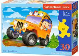 Castorland Puzzle 30 Road Ride (241107)