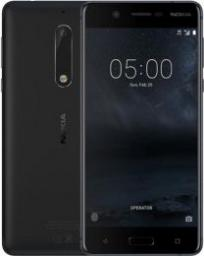Smartfon Nokia 16 GB Dual SIM Czarny  (11ND1B01A04)