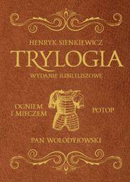 DRAGON Henryk Sienkiewicz. Trylogia. Wydanie ekskluzywne - 217162
