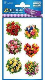 Zdesign Naklejki z kwiatami - Bukiety (217126)