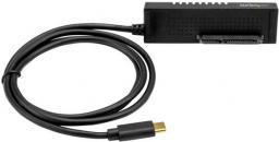 Adapter USB StarTech USB C - SATA Czarny (USB31C2SAT3)