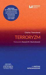 Krótkie Wprowadzenie 5 Terroryzm (246785)