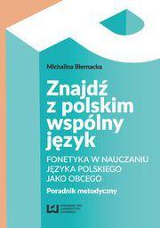 Znajdź z polskim wspólny język (224348)