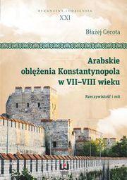 Arabskie oblężenie Konstantynopola w VII-VIII wiek
