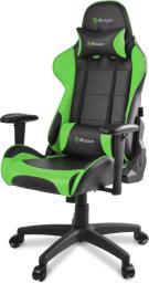 Fotel Arozzi Verona V2 Czarno-zielony (VERONA-V2-GN)