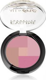 Eveline All-in-One Highlighter Blush Róż-mozaika rozświetlający nr 02  6.5g
