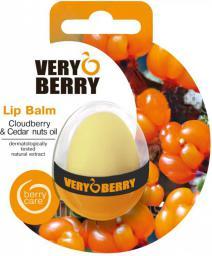 Elfa Pharm Very Berry Balsam do ust Malina Moroszka & Olejek Cedrowy 11.5g