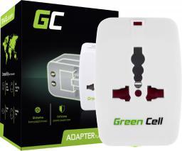 Green Cell Adapter do gniazdka elektrycznego (AK39)