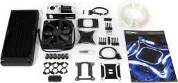 Chłodzenie wodne XSPC Wakü-Set RayStorm 420 EX280, Intel, AMD AM4 (5060175588289)