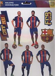 Derform Nalepki dekoracyjne FC Barcelona