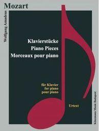 Mozart. Klavierstucke (198039)