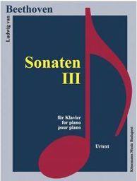 Beethoven. Sonaten III fur Klavier (198038)