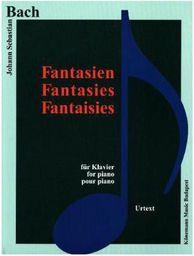 Bach. Fantasien fur Klavier (197736)