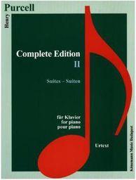 Purcell. Complete Edition II Suiten fur Klavier (197833)
