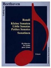 Beethoven. Rondi, Kleine Sonaten fur Klavier