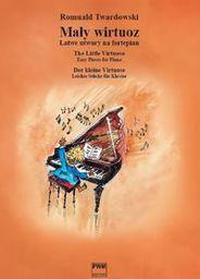 Mały wirtuoz. Łatwe utwory na fortepian PWM - 109374