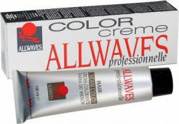Allwaves Farba do włosów 5.06 Ciepły Jasny Brąz 100 ml