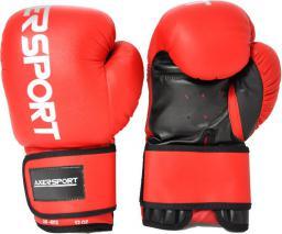 Axer Rękawice bokserskie czerwone r. 14 oz (A1328 14)