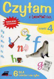 Lokomotywa. Czytam z... cz.4 G, Z, N, F, Ł, H