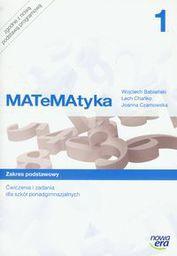 MATeMAtyka 1. Ćwiczenia i zadania (zakres podstawowy)