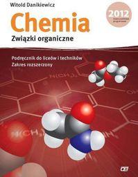 Chemia. Związki organiczne. Podręcznik (zakres rozszerzony)