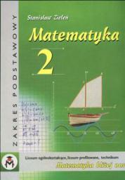 Matematyka 2 podręcznik