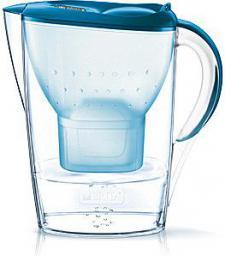 Dzbanek filtrujący Brita MARELLA XL MX Plus błękitny