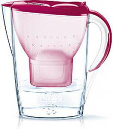 Dzbanek filtrujący Brita MARELLA XL MX Plus różowy