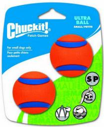 Chuckit! Ultra Ball Small dwupak