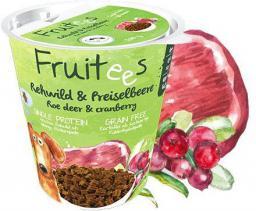 Bosch Tiernahrung Fruitees Snack Sarna & Żurawina 200g