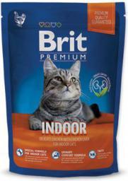 Brit Premium Cat New Indoor 300g
