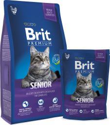 Brit Premium Cat New Senior 800g