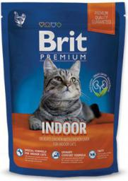 Brit Premium Cat New Indoor 800g