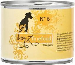 Dogz Finefood N.06 Kangur puszka 200g