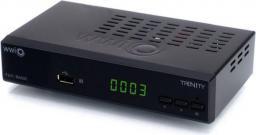 Tuner TV WWIO TRINITY czarny (SR100106)