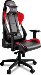Fotel Arozzi Verona Pro V2 Czarno-czerwony (VERONA-PRO-V2-RD)