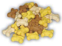 ADBI Ciastka Puppy Kostki Mix 1kg