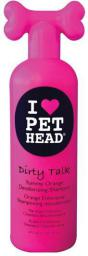 PET HEAD Dirty Talk szampon dezodorujący 475ml