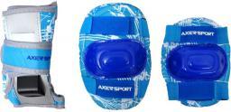 Axer Komplet ochraniaczy niebieskie r. XS (A20937-XS)