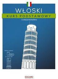Włoski - Kurs podstawowy. 3ed. 3CD + program (133605)