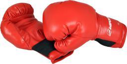 inSPORTline Rękawice bokserskie czerwone r. 16oz