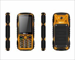 Telefon komórkowy Maxcom Strong MM 920 Yellow