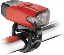 Lezyne Lampka przednia LED KTV DRIVE 180 lumenów, usb czerwona (LZN-1-LED-12F-V311)