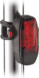 Lezyne Lampka tylna LED KTV DRIVE 10 lumenów, usb czarna (LZN-1-LED-12R-V304)