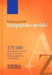 Podręczny słownik hiszpańsko - polski