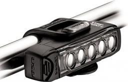 Lezyne Lampka przednia STRIP DRIVE 300 lumenów, usb czarna (LZN-1-LED-21F-V204)