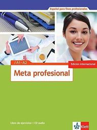 Meta profesional A1-A2 Ćwiczenia + CD (218653)