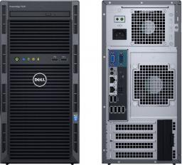 Serwer Dell PowerEdge T130 E3-1220v6/8GB/2x1TB/H330/3Y NBD (PET1302a)