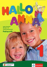 Hallo Anna 1 KB + CD (158466)