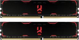 Pamięć GoodRam DDR4, 8 GB,2400MHz, CL17 (IR-2400D464L17S/8GDC)